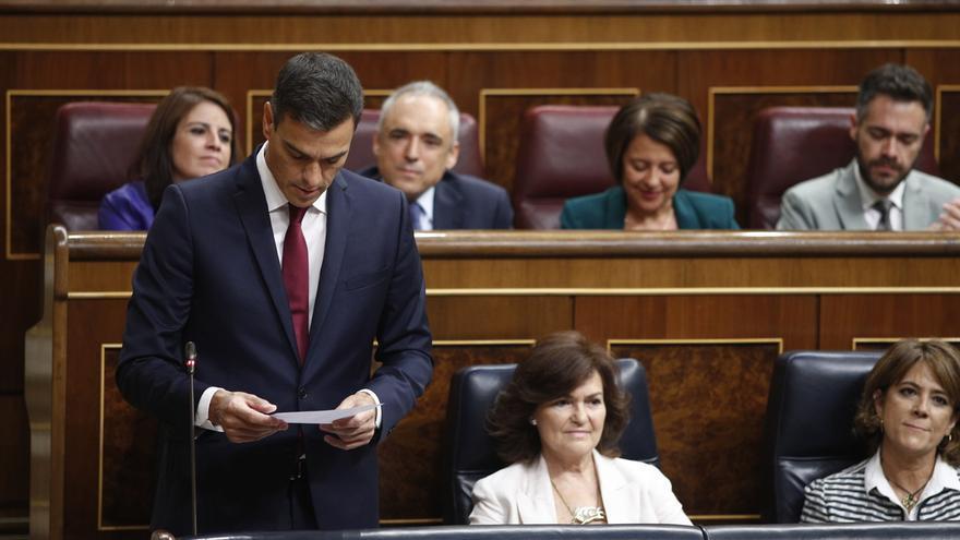 Rivera reta a Sánchez a publicar su tesis doctoral y el presidente le replica que está colgada en TESEO
