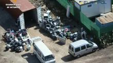 Desmantelada una red que enviaba residuos peligrosos desde Tenerife a África para su venta