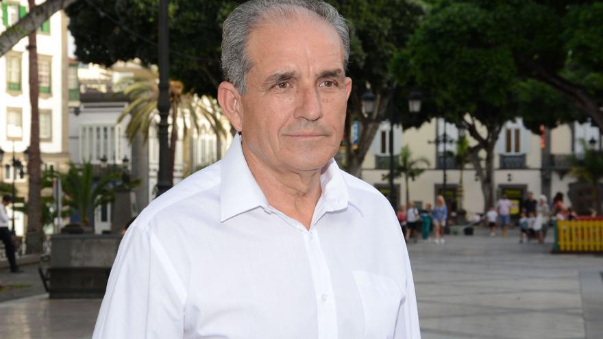 José Miguel Rodríguez, candidato del PSOE-NC al Senado por Gran Canaria