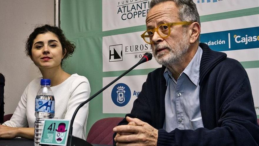 """Colomo, contento de presentar en Huelva su película """"más libre y personal"""""""