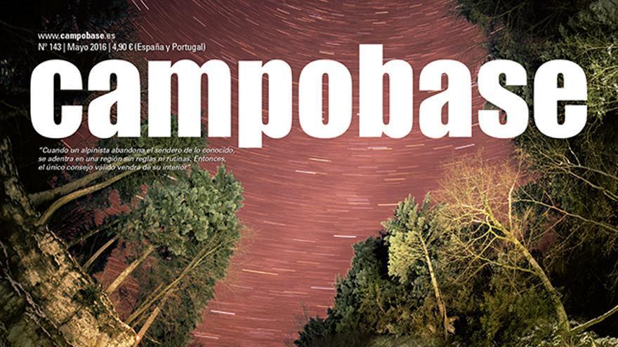 Portada Campobase nº143