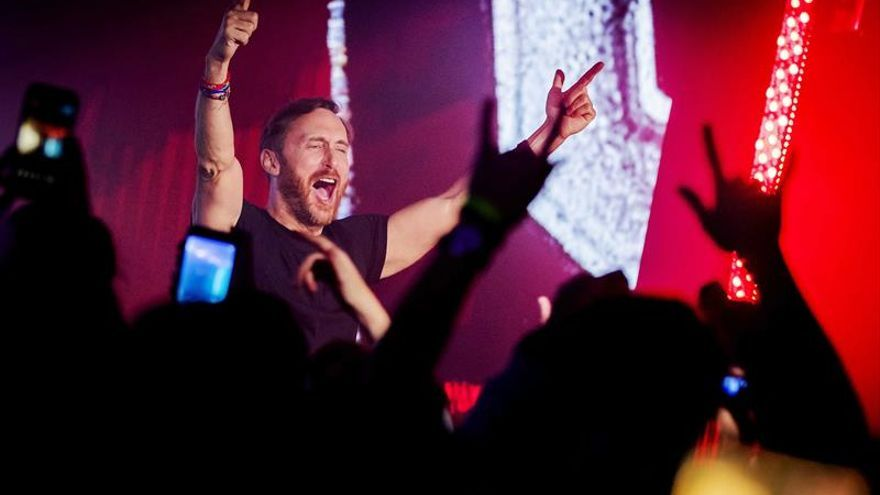 David Guetta actuará en la quinta edición del Weekend Beach Festival