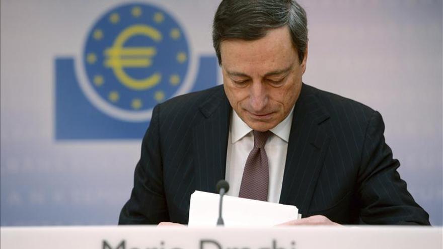 El BCE deja inalterados los tipos de interés en el 0,75 por ciento para la zona euro