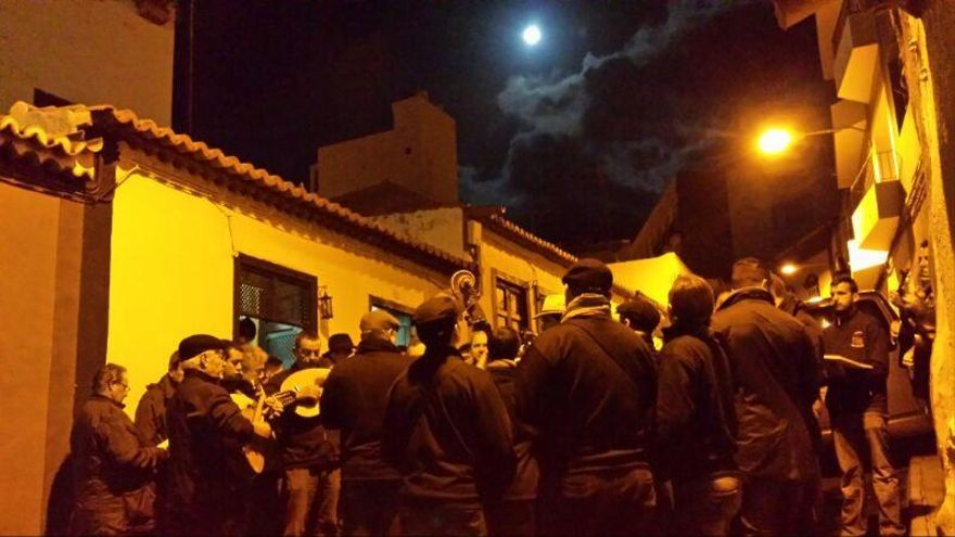 Rondalla 'Lo Divino' de la Parroquia de San Francisco de Asís de Santa Cruz de La Palma