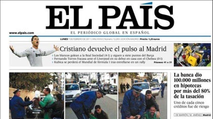 De las portadas del día (07/02/2011) #6