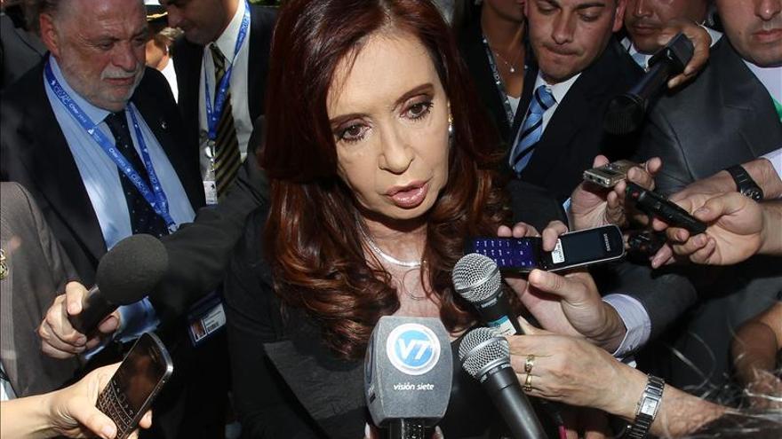 Polémica en Argentina por un humorista que se refirió a la presidenta con un insulto