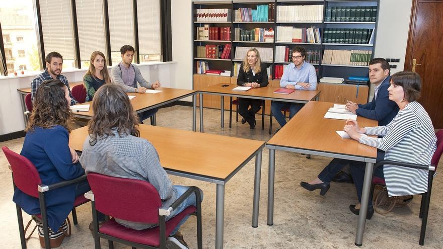 El Gobierno de Navarra financia con 60.000 euros el programa de consultoría a cincuenta jóvenes empresarios