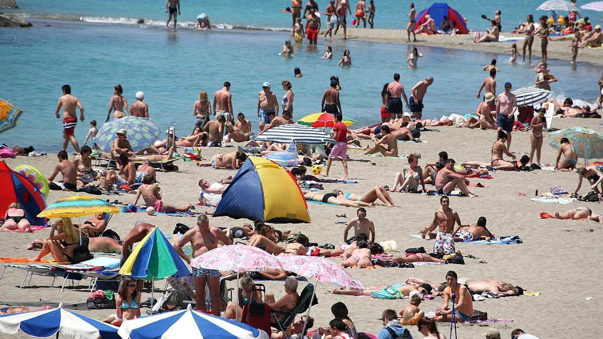 Playa de Adeje. (CANARIAS AHORA)