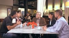 """Fotograma del tráiler del documental 'Corrupción: el Organismo nocivo""""."""