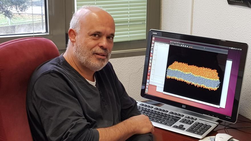 El palmero Luis Mederos es investigador del Consejo Superior de Investigaciones Científicas.