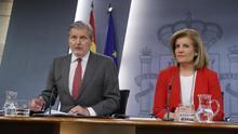 """El Gobierno cree que """"en estos momentos no hay alternativa en el Parlamento"""""""