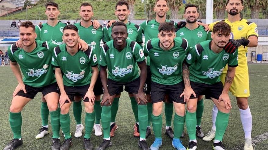 Plantilla del CD Atlético Paso.