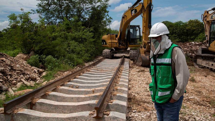 México adjudica parte del quinto tramo del Tren Maya a la española Acciona