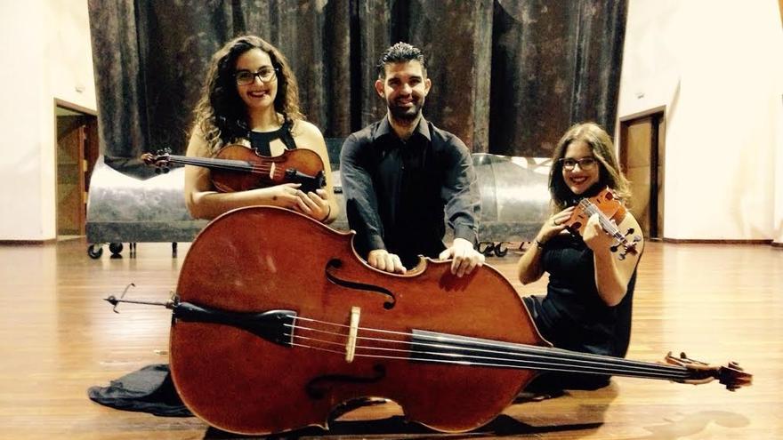 El Trío Sourane actuará en las Antiguas Salinas de Los Cancajos.