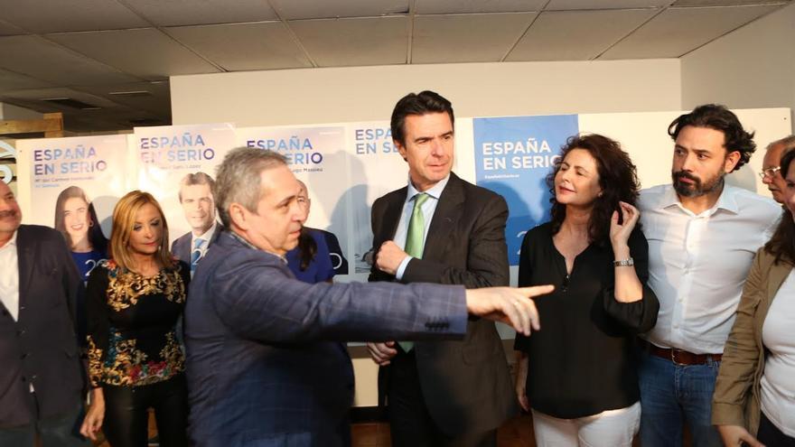 Acto de arranque de campaña del PP.