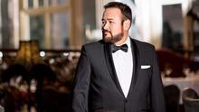 El tenor Javier Camarena debuta en el Palau de la Música amb una selecció d'àries de compositors com Verdi o Rossini