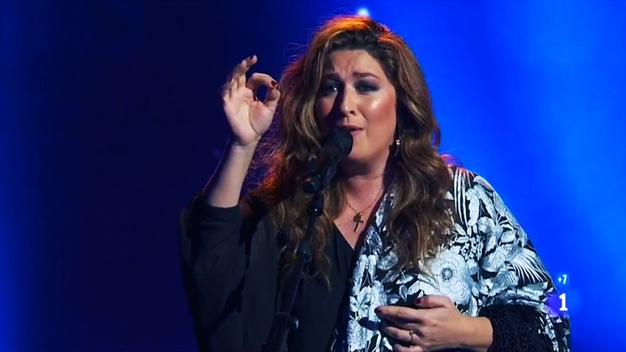 Estrella Morente en 'OT 2020'