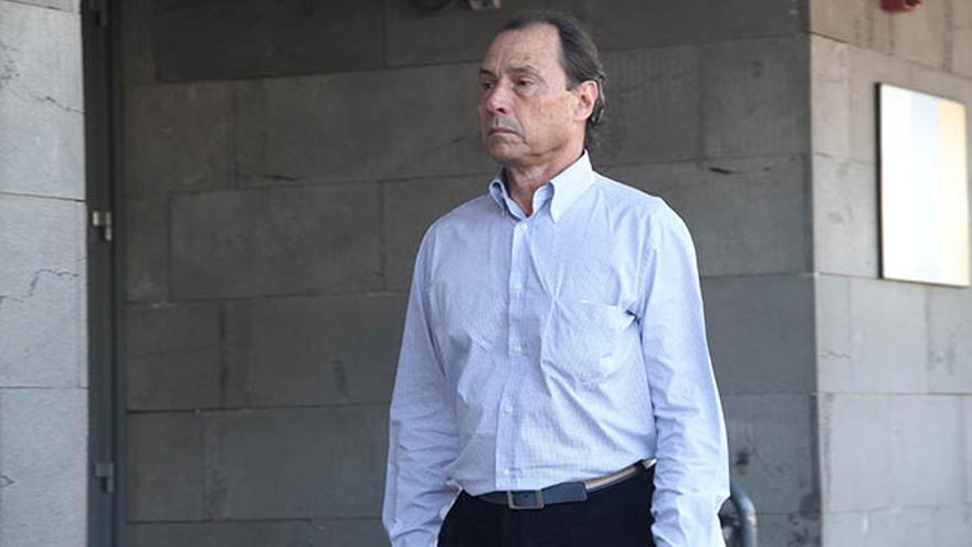 Juan Francisco Rosa, promotor de la bodega Stratvs / Foto: De la Cruz.