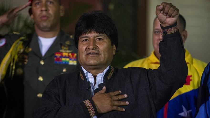 Morales lograría el 31 por ciento de los votos si hubiera elecciones en Bolivia, según un sondeo