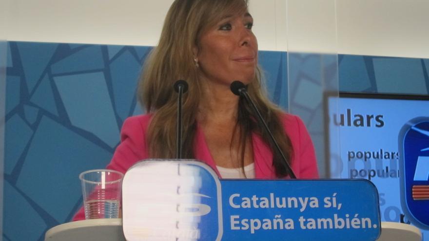 """Camacho respeta las opiniones de Vidal-Quadras pero aboga por """"posiciones razonables y serenas"""""""