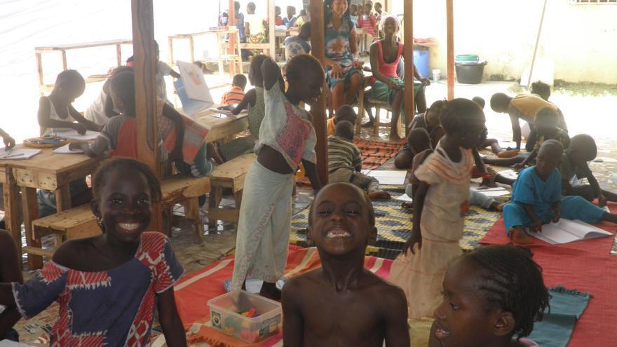 El centro Sunu Buga Buga de Gambia