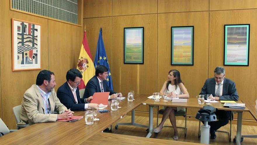 El Ministerio se reúne con Cantabria para tratar el Pacto Nacional del Agua