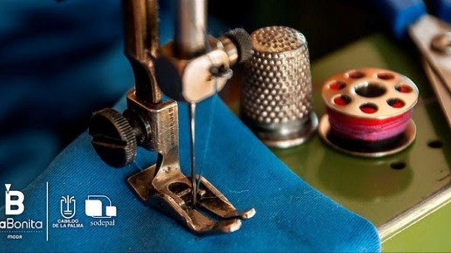 El sector creativo y textil de La Palma crece.