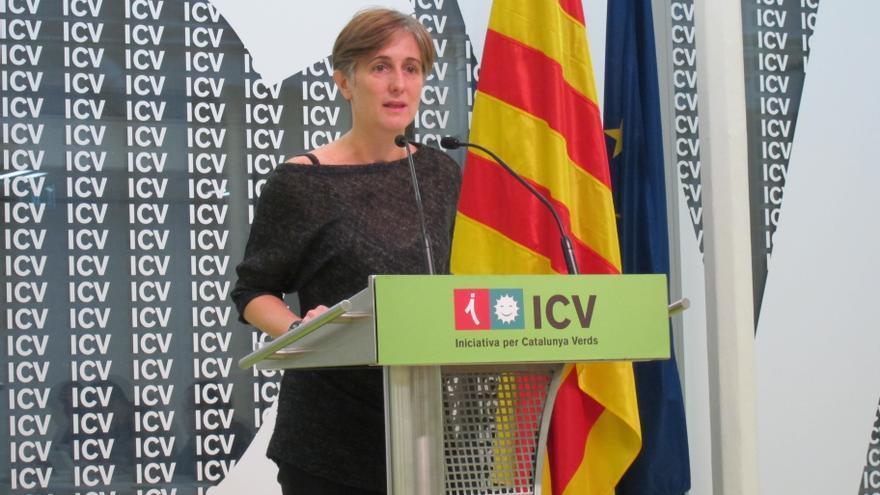 """ICV cree que el PSC prefiere estar junto al PSOE """"antes que defender el federalismo"""""""