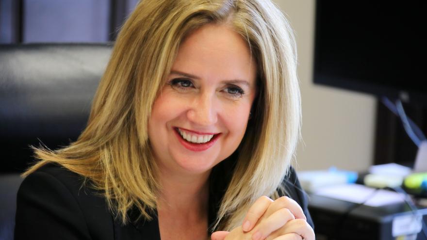 La secretaria general de Vivienda, Helena Beunza.