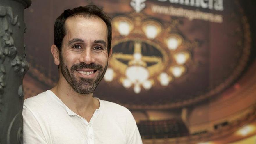 El bailarín español Daniel Abreu halaga la riqueza cultural del continente americano