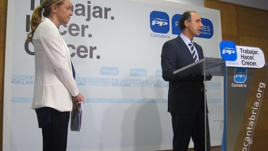 """El PP se presenta como el """"único partido"""" que bajará """"todos"""" los impuestos regionales"""