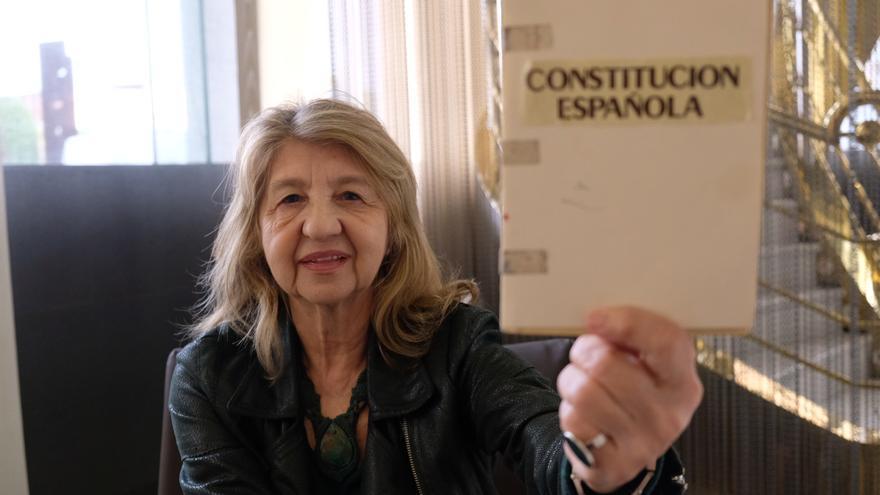 Ana María Ruiz Tagle /Foto: Luis Serrano