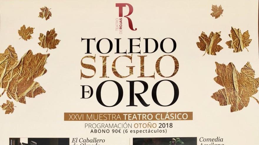 Programa de 'Toledo Siglo de Oro'