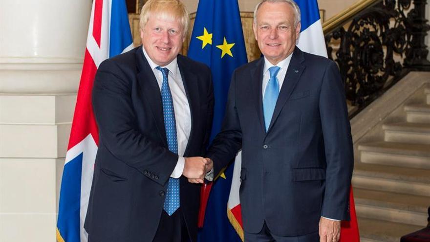 Johnson: Londres se va de la UE, no de Europa, y seguirá cerca de sus aliados