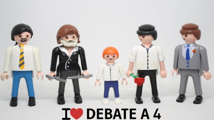 I love debate a 4