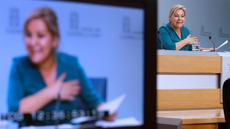 La vicepresidenta de Castilla y León pide al Gobierno rectificar el nombramiento de Soria