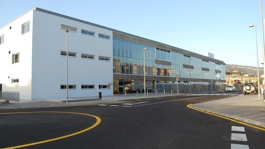 Edificio del complejo hospitalario del norte, en una imagen de archivo