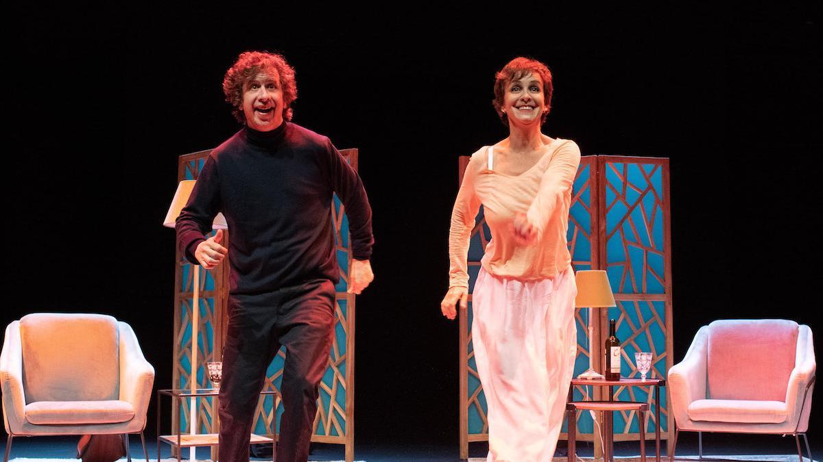 Gabino Diego y Cecilia Solaguren protagonizarán en 'Los mojigatos' en el Teatro Góngora