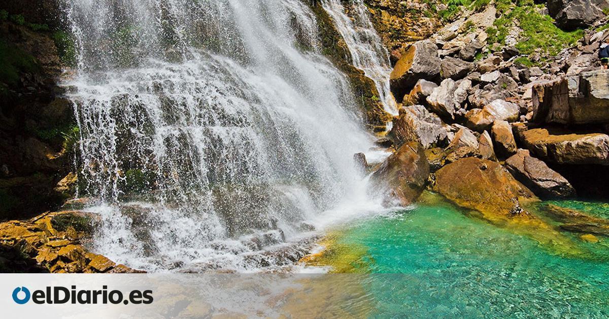 Las 16 Cascadas Más Espectaculares De España