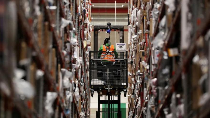 Amazon creará más de 2.800 nuevos empleos en Alemania hasta final de año