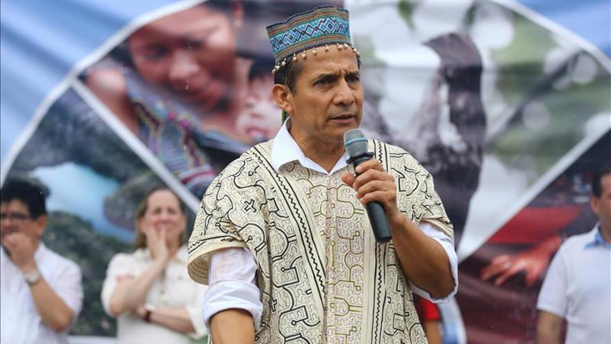Humala se reúne con la jefa del Frente Unido del Partido Comunista de China