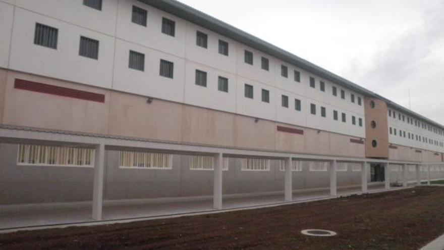 Una de las imágenes que Interior ha distribuido este lunes del centro penitenciario todavía por abrir