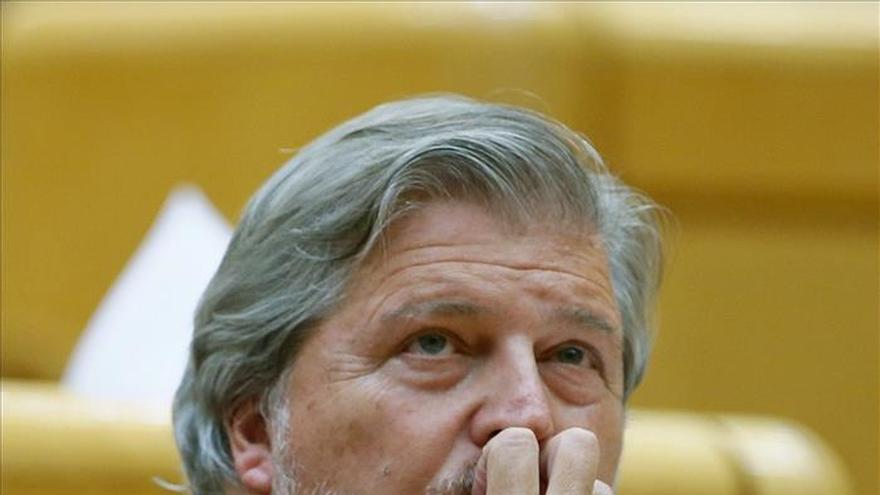 Méndez de Vigo: Es raro que los fallos del TC sean declarativos no ejecutivos