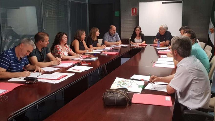 Grupo de trabajo sobre Evaluación del Desempeño de la Carrera Profesional de los empleados públicos de Administración General