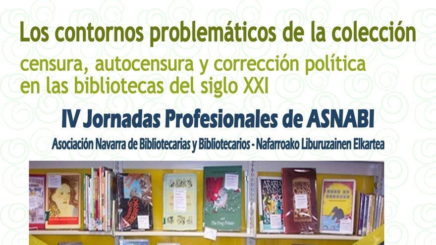 Más de 140 bibliotecarios participarán este viernes en las IV Jornadas Profesionales de ASNABI