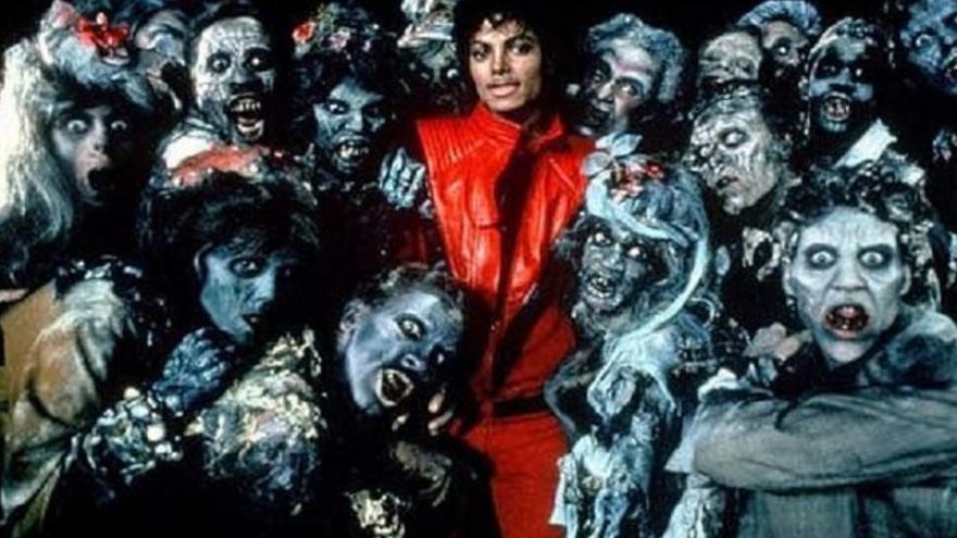 Michael Jackson y sus amigotes