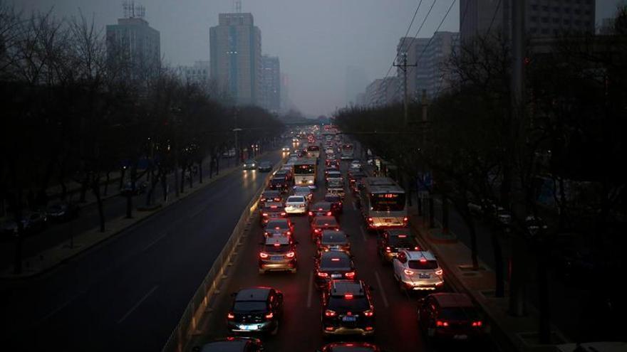 China empieza a decir adiós a los vehículos movidos por gasolina