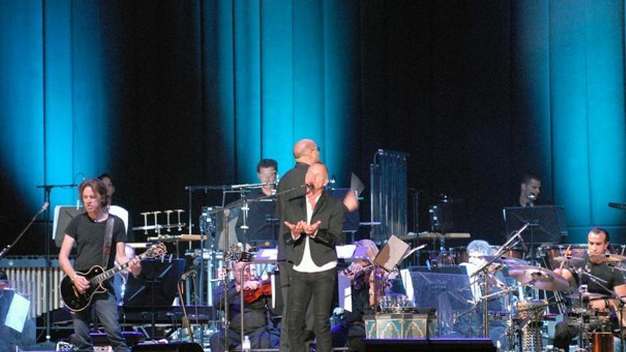 Del concierto de Sting #8