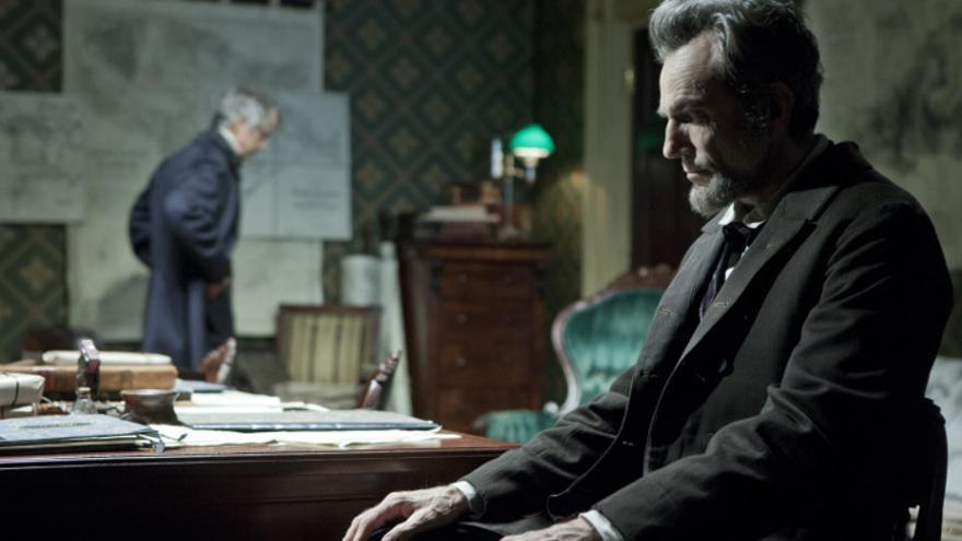 Cualquiera diría que Spielberg lo tendría fácil para encontrar fondos para rodar 'Lincoln'. No exactamente.