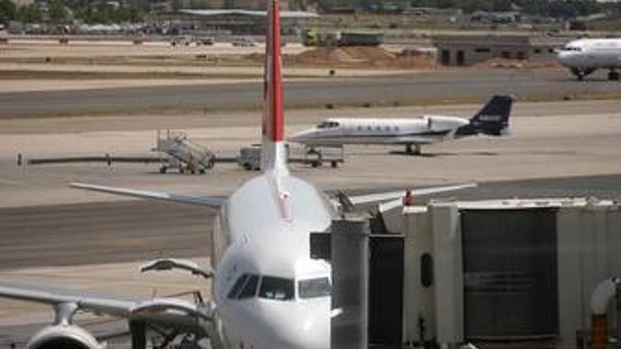 Recursos de un avión
